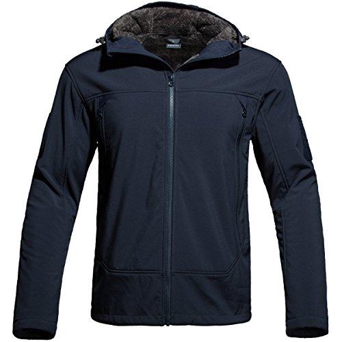 FREE-SOLDIER-impermeabile-Softshell-Fleece-Coat-Hooded-Combat-Jacket