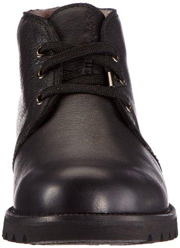 Panama Jack Bota Panama Igloo  Herren Warm gefüttert Desert Boots Kurzschaft Stiefel & Stiefeletten Schwarz (Black C3)