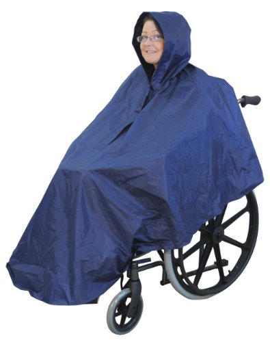 Aidapt Universal Wheelchair Poncho (Eligible for VAT relief in the UK) Test