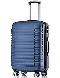 BEIBYE 2088 Zwillingsrollen Reisekoffer Koffer Trolleys Hartschale M-L-XL-Set