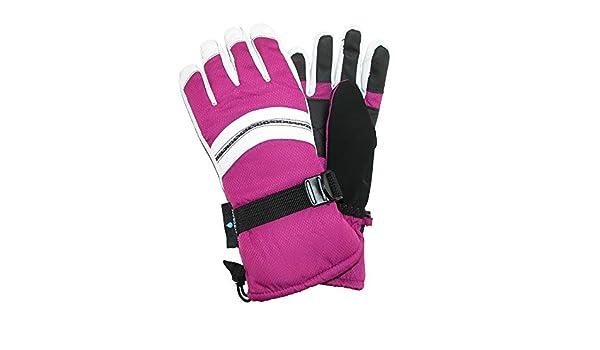 Grand Sierra Girls 4-6 Star Cut Out Design Ski Mitten