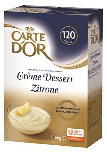 sert Zitrone (erfrischendes Dessertpulver) 1er Pack (1 x 1,6 kg) ()