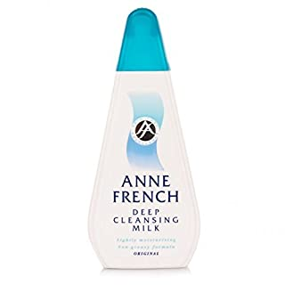 Anne French Deep Cleansing Milk Original, 200 ml, Pack of 6