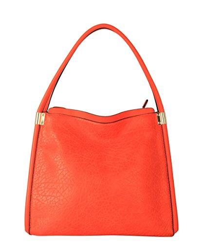 diophy-os-2986-womens-fashion-faux-leather-shoulder-handbag-orange