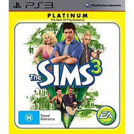 The Sims 3 - Platinum Edition (PS3) [UK IMPORT]