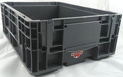 Würth R_KLT 4315 Behälter/Stapelbox: 400mmx300mmx147,5mm