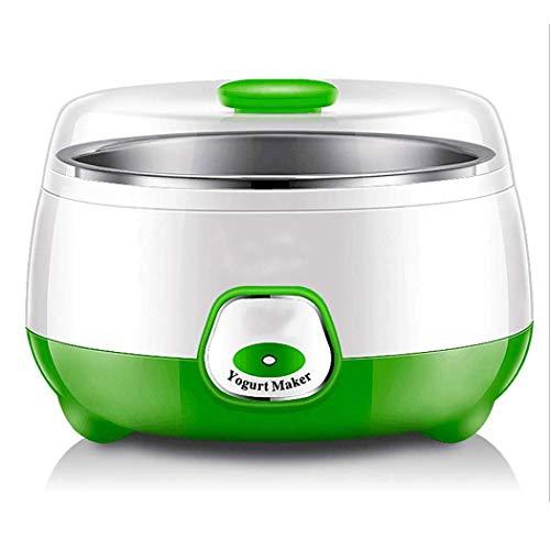 Yyqtsnj Automatische Joghurt-Maschine, Edelstahlzwischenlage der Sicherheit 304