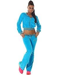 Jela london jogger pantalon & veste avec capuche