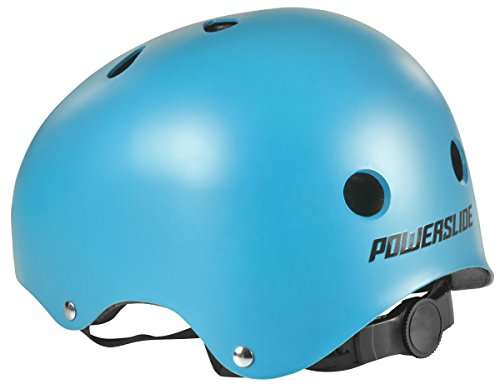 Powerslide Helm Allround, Cyan, S/M, 903203/3