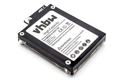 vhbw Li-Ion Akku 1500mAh (3.7V) für Server Zubehör LSI MegaRaid 9260, 9260-8i, 9261, 9280 wie 46M0917, LSI BAT1S1P, u.a..