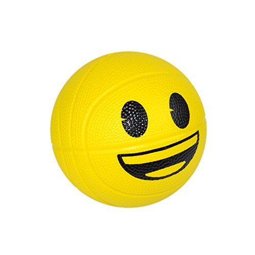 Emoji-Indoor Mini Basketball Set–Rot