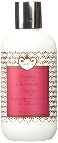 JAQUA - Raspberry Buttercream Frosting Hand and Body Lotion