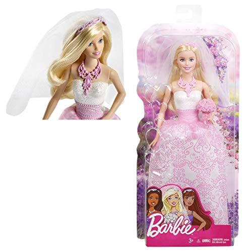 Mattel Barbie CFF37 Braut Barbie
