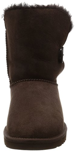 UGG Women's Bailey Button , Bottes femme Marron (Marron)