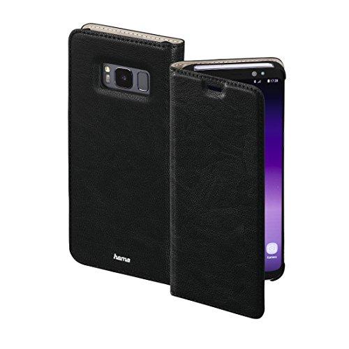 Hama Booklet Guard Case für Samsung Galaxy S8, Schwarz