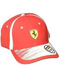 Puma SF Replica Vettel Gorro, Unisex Adulto, Rojo (Rosso Corsa), Talla Única