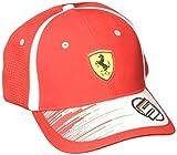 Photo de PUMA SF Replica Vettel Chapeau Mixte, Rosso Corsa, Taille Unique par PUMA