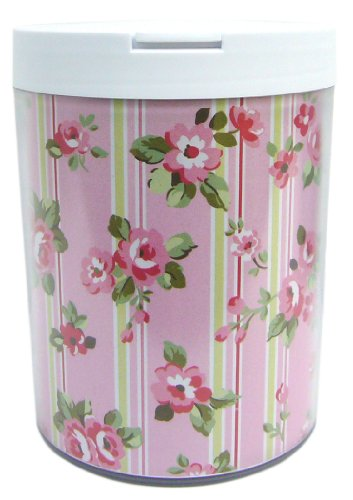 Rose Garden toilette rose pot (japon importation)