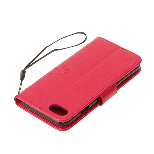 Cover iPhone 6 Plus 6s Plus, Sportfun Custodia Portafoglio In Pelle Con Wallet Case Cover Per iPhone 6 Plus 6s Plus con Porta Carte e Funzione Stand (08) 08