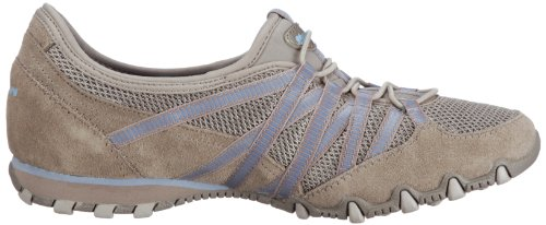 Skechers Bikers Hot-Ticket 21159, Sneaker donna Grigio (Grau (TPBL))