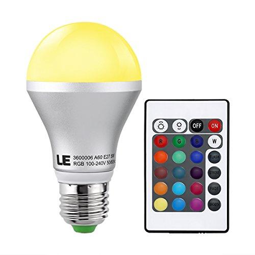 le-rgb-ampoule-led-reglable-a60-e27-5w-avec-16-couleurs-changeables-muticolore-controle-a-distance-t