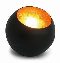 Creative Tealights - Goldlicht - Globe, groß