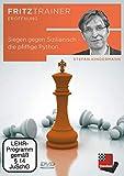 Siegen gegen Sizilianisch - die pfiffige Python von Stefan Kindermann - Stefan Kindermann