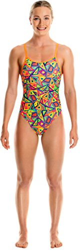 Funkita Diamond Back One Piece – Maillot de bain – Multicolore 2017