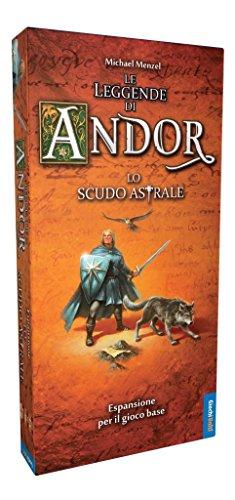 Giochi Uniti GU459 Le Leggende di Andor, Lo Scudo Astrale