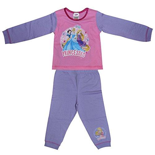 Disney Princess 100% Cotton Pyjama Set