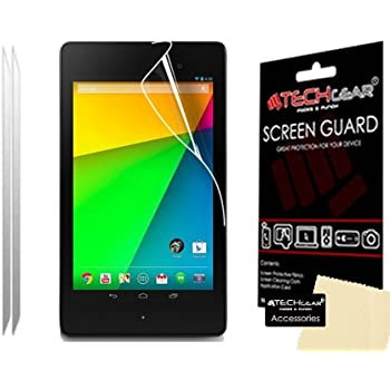 Bright Screen Protector Tempered Glass For Google Nexus 7 1st 2nd 2 Gen I Ii One Two 2012 2013 7 Nexus7 Tablet Tempered Glass Guard Big Clearance Sale Tablet Screen Protectors