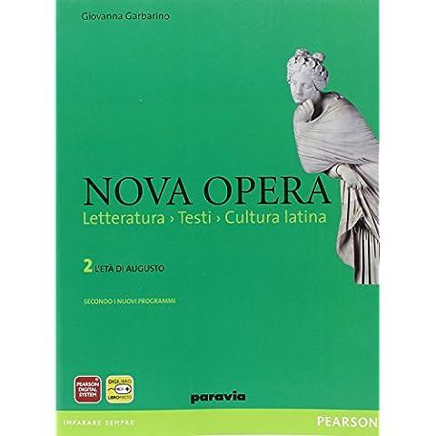 Nova opera. Per il Liceo scientifico. Con espansione online: