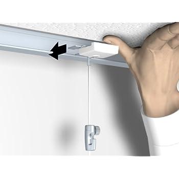 Newly Clip De Fixation Faux Plafond Pour Suspension Cadres Et Tableaux Sans Percer