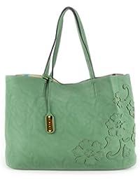Sisley , Sac pour femme à porter à l'épaule Vert Verde