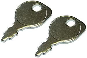 APUK 4 x Ignition Switch Keys Compatible with Briggs /& Stratton Ride on Lawn Mower Garden Tractor
