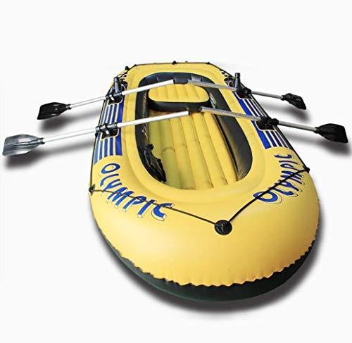 Kayak Plegable - Juego Kayak Inflable 5 Personas Bote