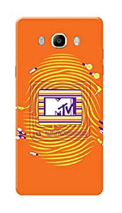 MTV Gone Case Mobile Cover for Samsung Galaxy J7 2016