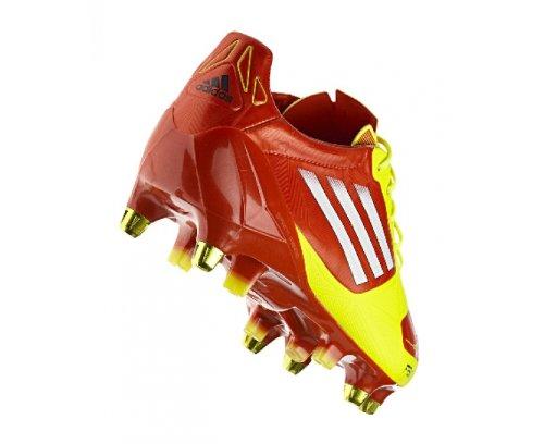 Adidas F50 Adizero xtrx SG (syn) V23968 Giallo/Arancio