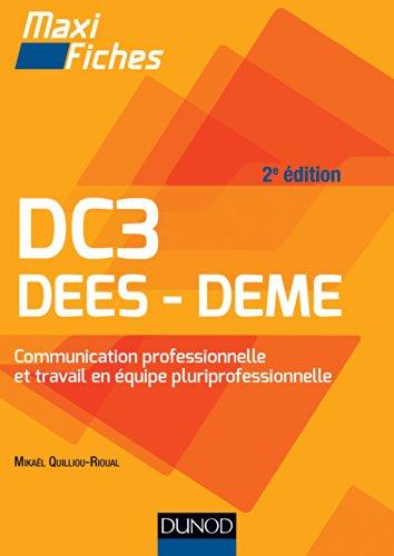 Maxi fiches DC3 - Communication professi...