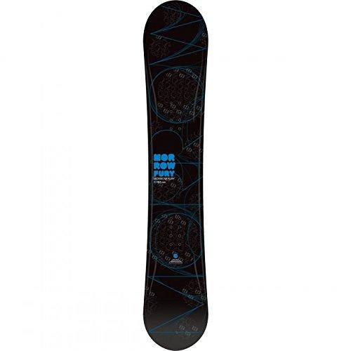 Morrow - Planche De Snowboard Morrow Fury Homme - Homme - Noir