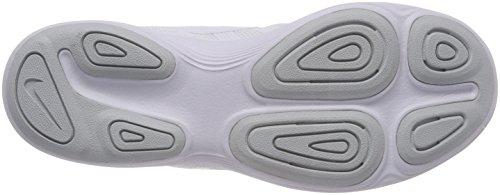 Nike Revolution 4 EU, Scarpe Running Uomo Bianco (White-pure Platinum 100)