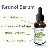 Shoppy shop 30ml Retinol Serum Hyaluronic Acid Essential Oil Anti Wrinkle Hydrating Moisturizing