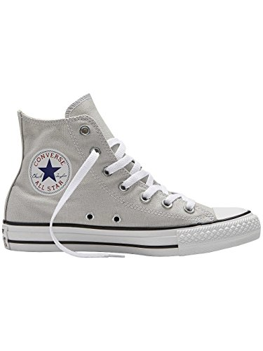 Converse Chuck Taylor All Star, Baskets Unisexe Adultes Grigio