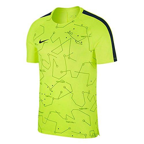 2017-2018 Neymar Nike Dry Tee (Volt) -