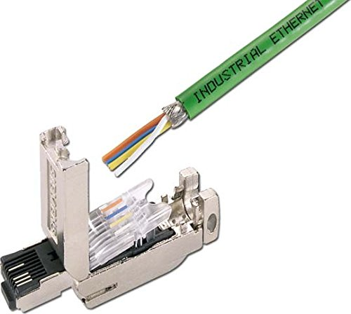 Siemens SIMATIC NET–Anschluss RJ45mit robustem Metall Gehäuse