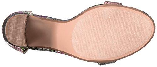 Steve Madden SMSCARRSON-BRIGHTM Sandalo Donna Multicolore