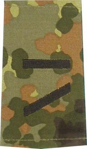 Bundeswehr Rangschlaufen (Heer)