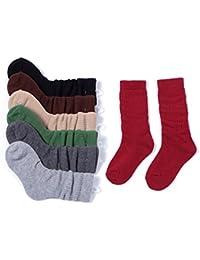 TININNA Calcetines, 7 pares calientes del invierno calcetines térmicos encantadora linda-XS