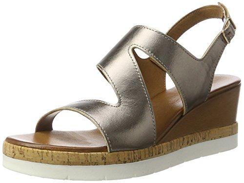 Inuovo Kicking - Botas para Mujer, Color Marrón (Coconut), Talla 36