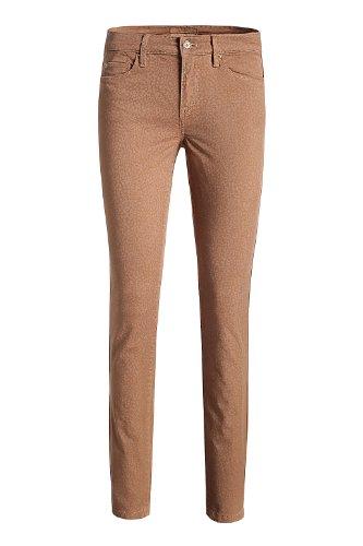 ESPRIT - Pantaloni, donna marrone (Braun (Toffee Brown 232))